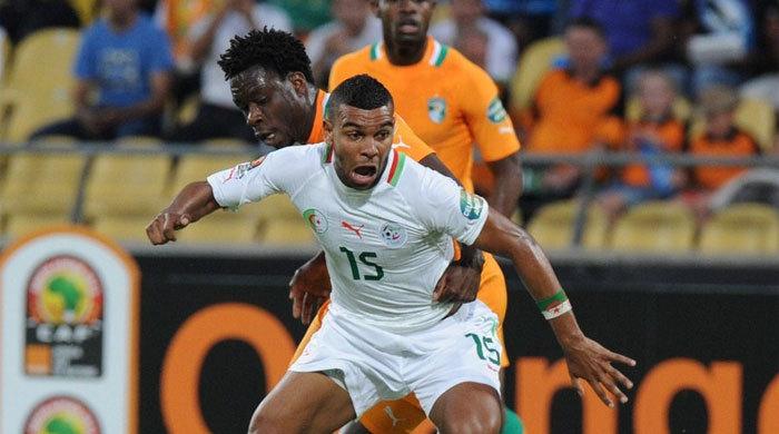 Кубок Африки. Алжир - Кот-д'Ивуар 2:2. Шесть на четыре