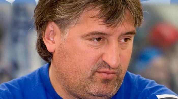 Володимир Горілий - головний тренер юнацької збірної U-20