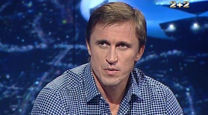 """Сергей Нагорняк: """"Виллиан выглядит на две головы сильнее Бернарда"""""""