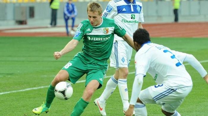 "Алексей Чичиков: ""Стараюсь максимально полезно действовать в каждой игре"""