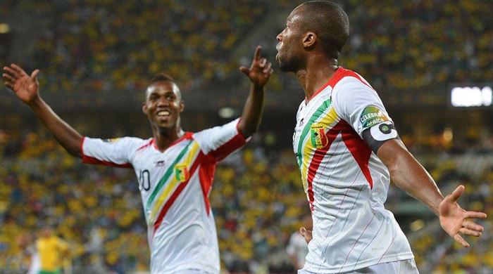 Кубок Африки. ЮАР - Мали 1:1, по пенальти - 1:3. Малийцы повторяются