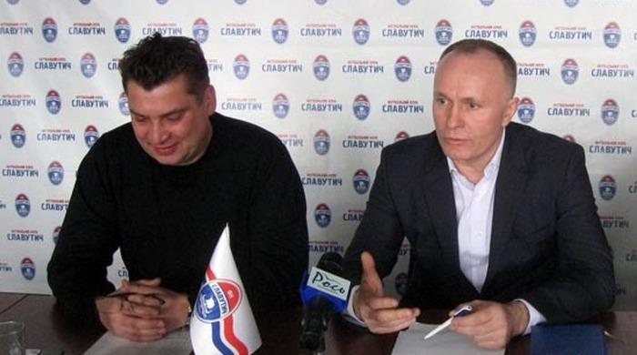 """Сергій Пучков: """"Погляньте, що зараз коїться в українському футболі"""""""