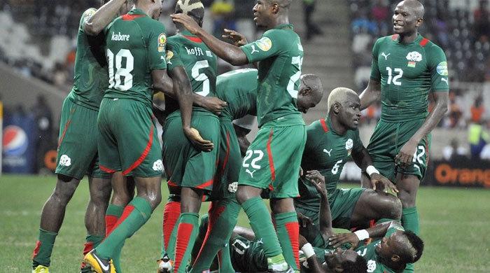 Кубок Африки. Буркина-Фасо - Того 1:0. Как Агасса практиковался в телекинезе