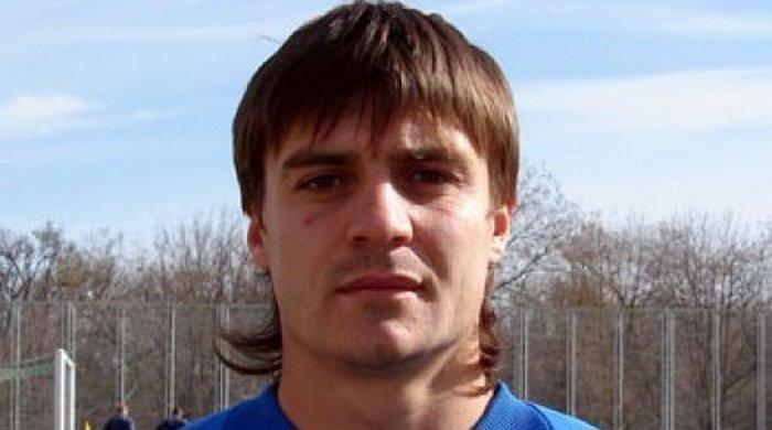 """Руслан Левига - гравець """"Нафтовика-Укрнафта"""""""