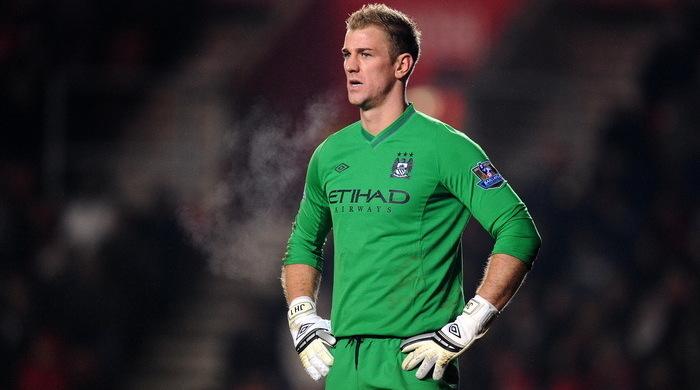 """Харту предложили остаться в """"Манчестер Сити"""" на пять лет"""