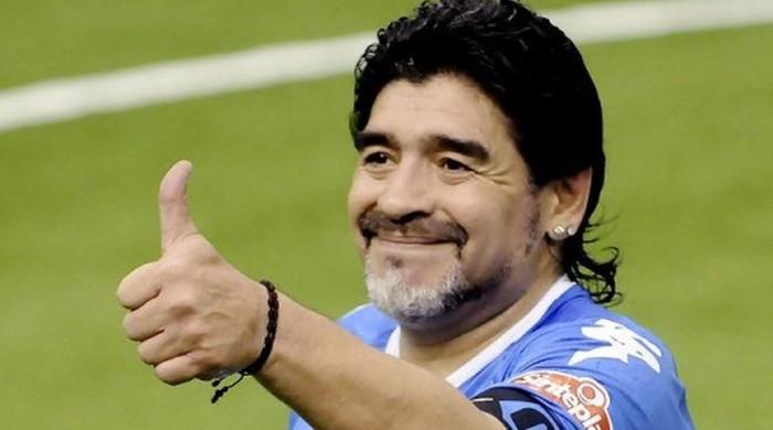 """Диего Марадона: """"Обратите внимание на Гетце - у мальчика исключительный талант"""""""