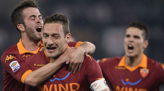 """Франческо Тотти: """"В Италии для меня существует только """"Рома"""""""