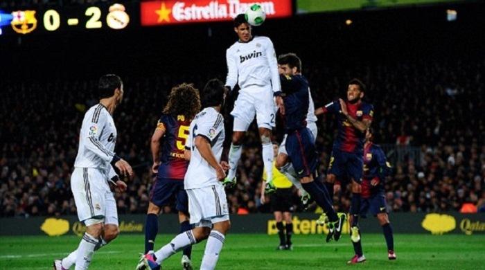 """Защитник """"Реала"""" отказался переходить в """"Барселону"""""""