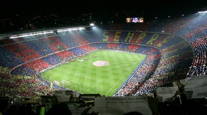 """""""Барселона"""" займется реконструкцией """"Камп Ноу"""" вместо постройки новой арены"""