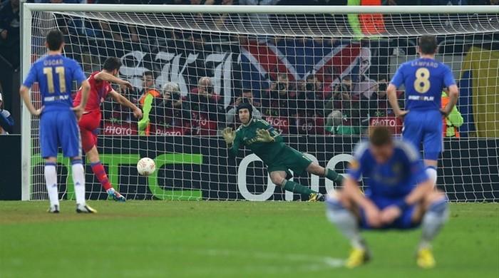 Лига Европы. 1/8-я финала. Первые матчи. Видео