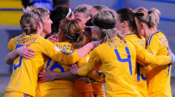 Жіноча збірна України здобула першу перемогу в Туреччині