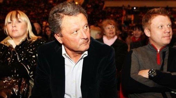 Маркевич и Рамос посетили концерт Иглесиаса (+фото)