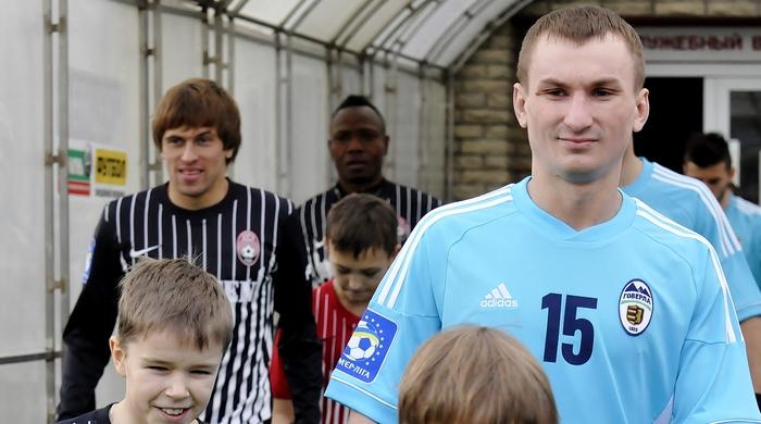 """Дмитрий Трухин: """"Договорился с руководством, что еще два года буду играть в """"Говерле"""""""