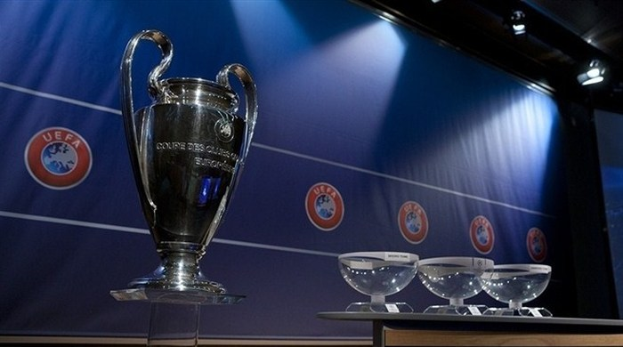 В пятницу состоится жеребьёвка полуфиналов Лиги чемпионов