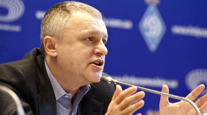 """Игорь Суркис: """"Стадион мы и сами можем отремонтировать"""""""
