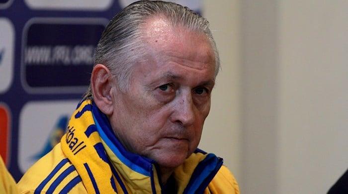 Михайло Фоменко назвав склад збірної України на матч з Ізраїлем