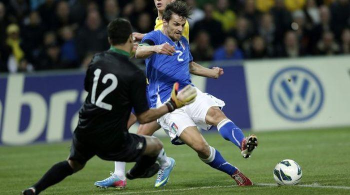 Италия - Бразилия 2:2. Играй с молнией
