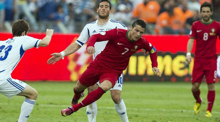 Врачи сборной Португалии рассказали о травме Роналду