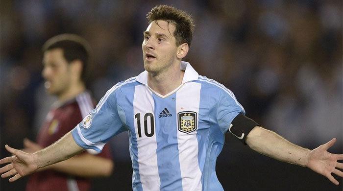 Аргентина победила Словению, Месси отметился голом