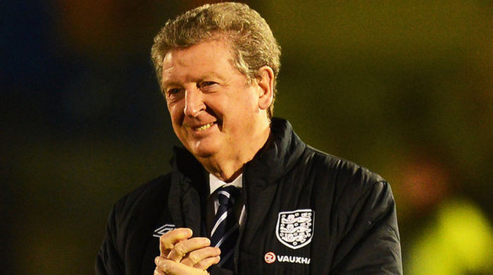 "Рой Ходжсон: ""Англия не будет фаворитом на чемпионате мира"""