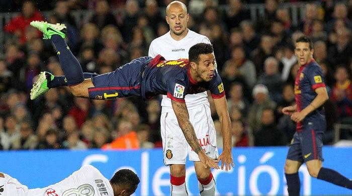 30 тур испании футбол