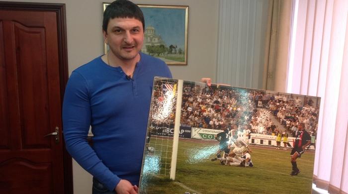 "Олександр Бойцан: ""Футбол - це не закрита фірма"""