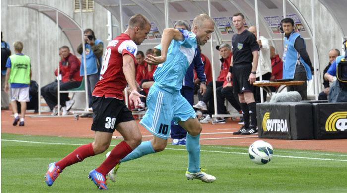 Александр Косырин завершил карьеру