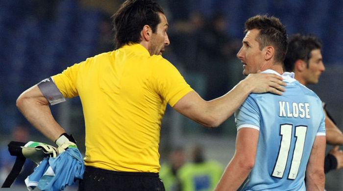 """Буффон: """"Проблем с вратарями в Италии после моего ухода не будет"""""""
