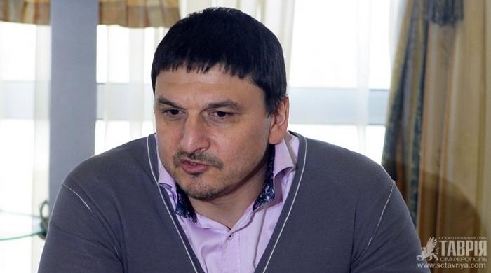 """Александр Бойцан: """"У """"Таврии"""" есть тренер. Его зовут Олег Лужный"""""""