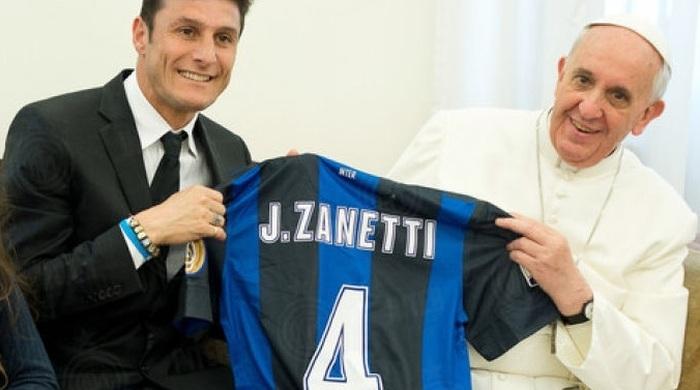 """Массимо Моратти: """"Дзанетти обязательно вернется на поле"""""""