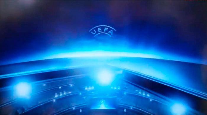 Таблица коэффициентов УЕФА. Россия увеличивает отрыв от Украины