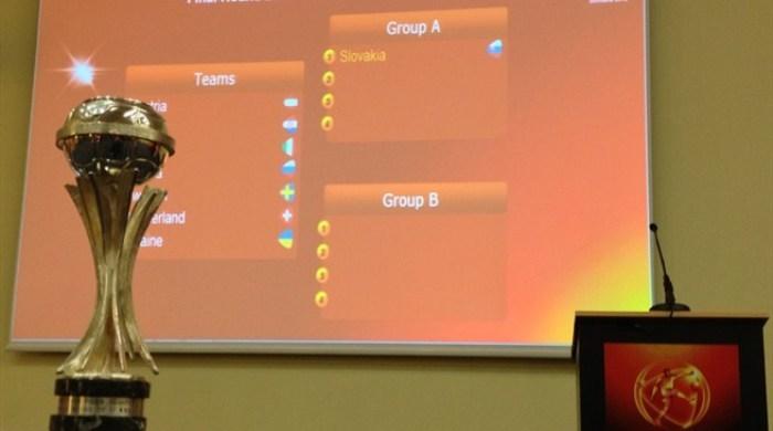 Чемпионат Европы-2013 (U-17). Представление участников (группа B)