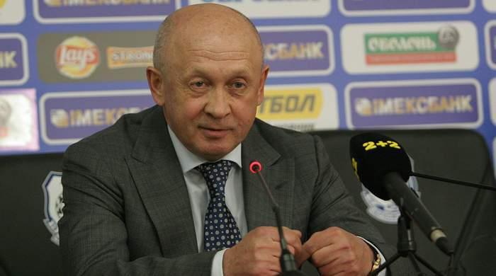 """Николай Павлов: """"Мы договаривались, что такому вратарю, как Худжамов, нужно доверять"""""""