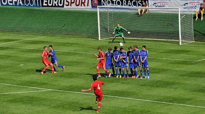 Євро-2013. Росія (U-17) − Україна (U-17)  3:0