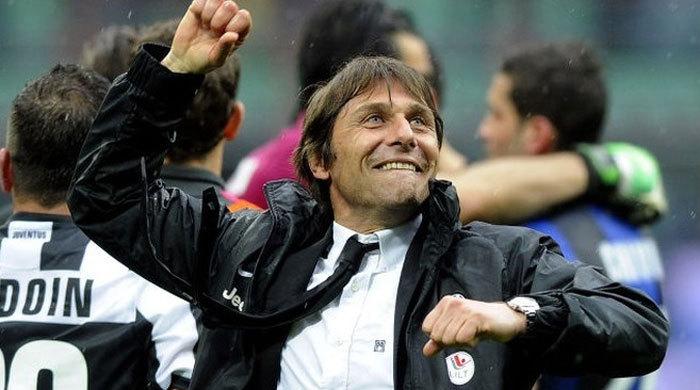 """Антонио Конте: """"Выиграть чемпионат Италии будет очень трудно"""""""