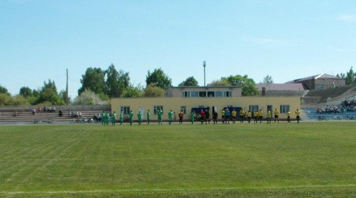 Чемпіонат Рівненської області. 3-й тур