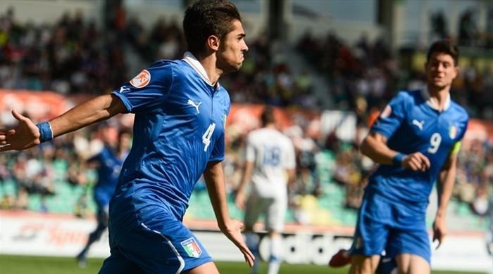 Чемпионат Европы (U-17). Италия - первый финалист