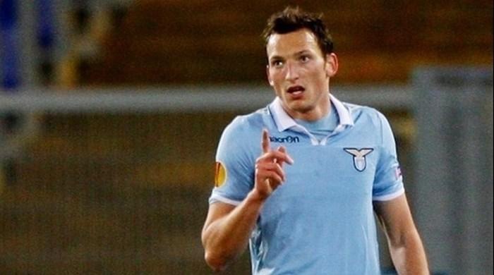 """Нападающий """"Лацио"""" Либор Козак выиграл гонку бомбардиров Лиги Европы"""