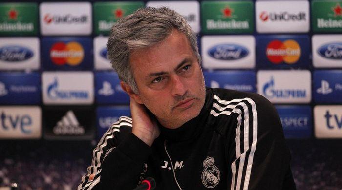 """Жозе Моуринью: """"Роналду не воспринимает критику"""""""