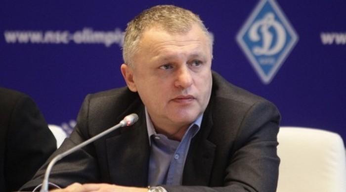"""Игорь Суркис: """"Мы не будем экономить на трансферах. Гарантирую"""""""