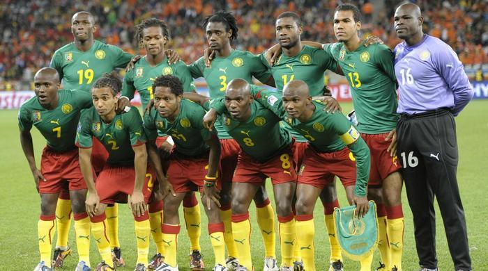 Игроки сборной Камеруна повздорили после поражения от Хорватии