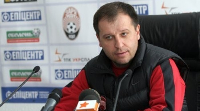 """Юрій Вернидуб: """"Двадцять футболістів буде задіяно в лютневому тренувальному таборі"""""""