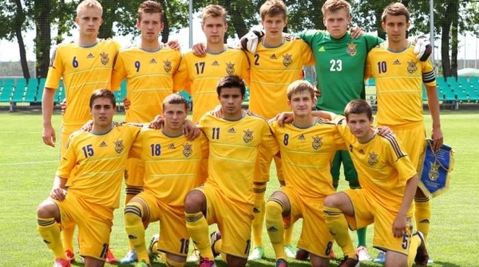Евро-2014: сборная Украины U-19 узнала календарь матчей