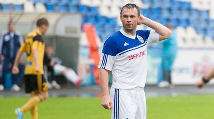 Олег Котелюх провел 200-й матч в первой лиге