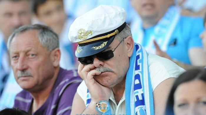 """Болельщики """"Севастополя"""" заплатят штрафы"""