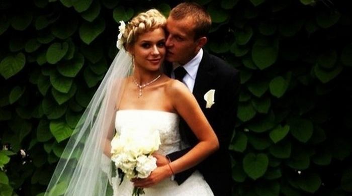 Олег Гусев женился на очаровательной блондинке (+ фото)