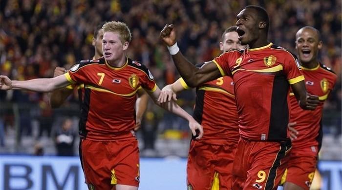 Сборная Бельгии в товарищеском матче обыграла сборную США