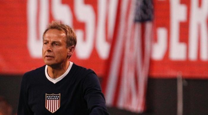 Контрольный матч. США - Германия 4:3. Amerika ist wunderbar