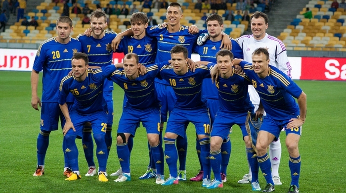 Украина - Камерун. Наши оценки