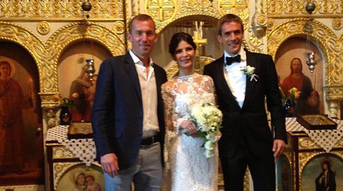 Марко Девич женился (+Фото)